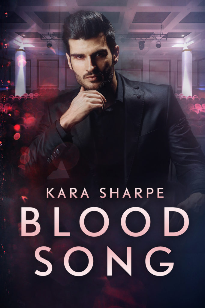 Cover for Blood Song by Kara Sharpe