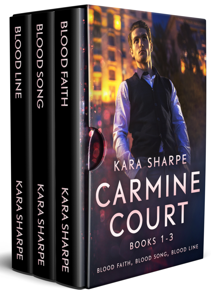 Carmine Court Box Set